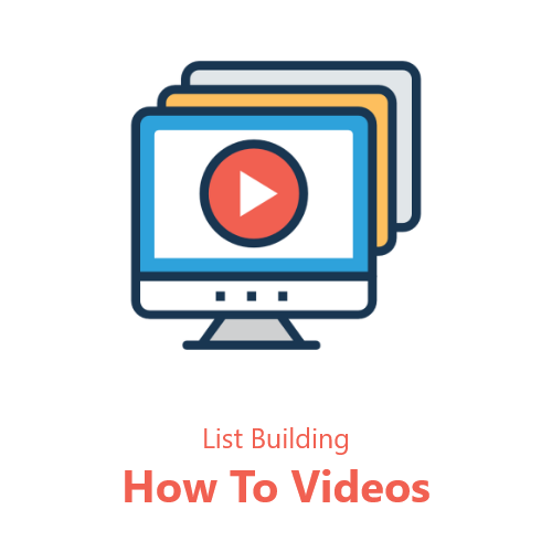 List Building How To Videos