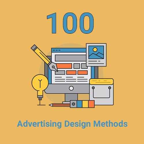100 Advertising Design Methods