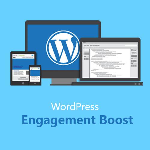 WordPress Engagement Boost