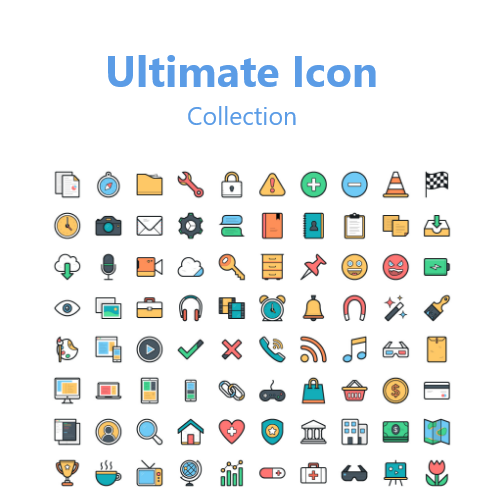 Ultimate Icon Collection
