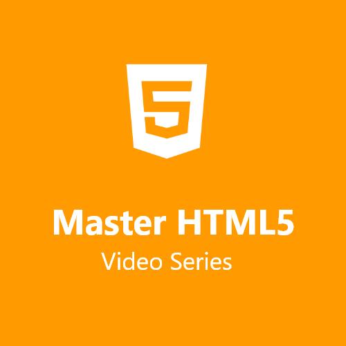 Master HTML5 Video Serie
