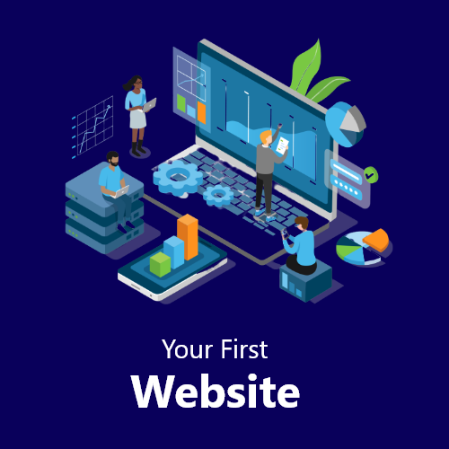 Your First Website