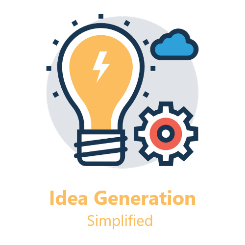 Idea Generation Simplified